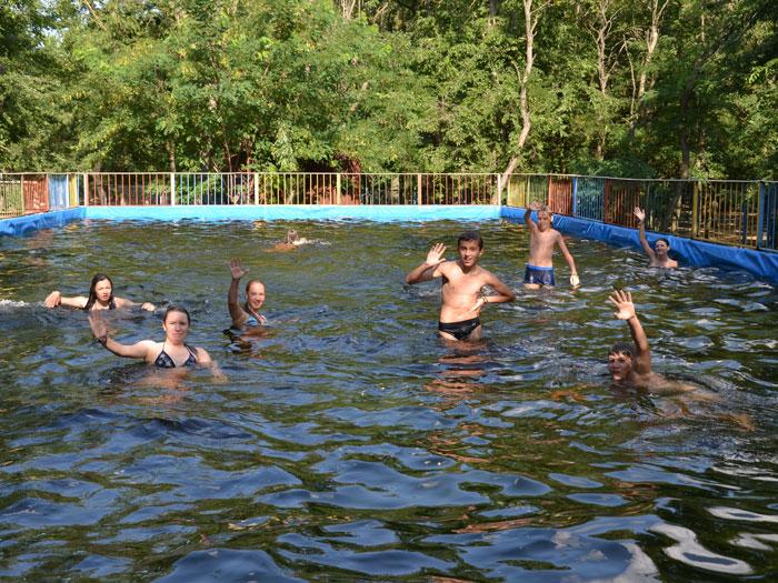 плавание при артрозе
