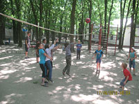 Лагерь смена I/2012