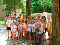 Летний оздоровительный лагерь Лiсова пiсня