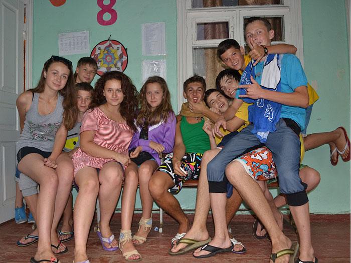 Дружная семья: Наши отряды