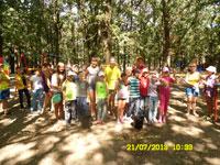 Отдых детей 2013