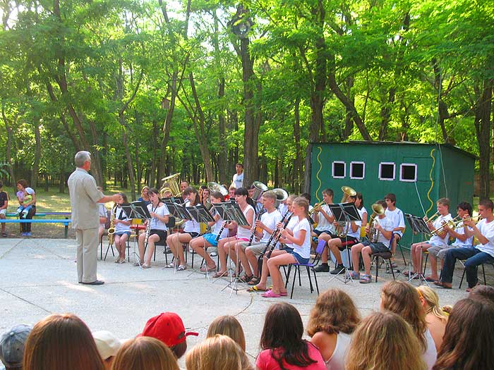 летний лагерь - мероприятия и праздники