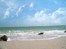азовское море карта побережья