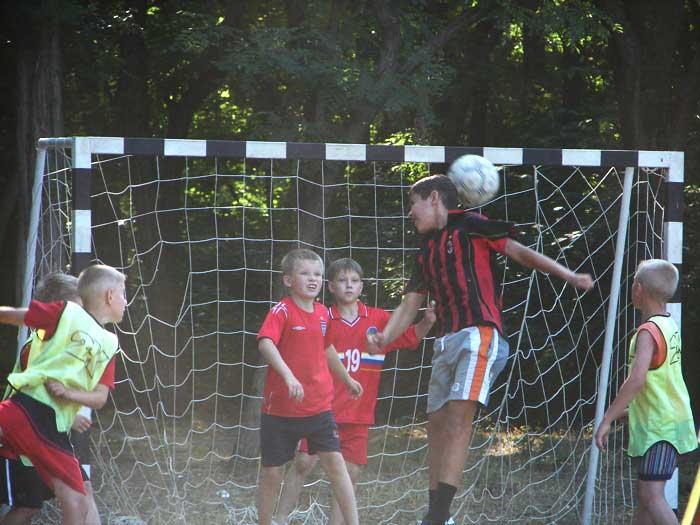 Спортивные игры и соревнования