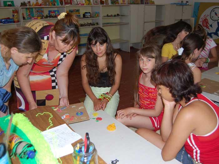 Детское творчество и кружки