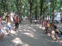 английский в лагере