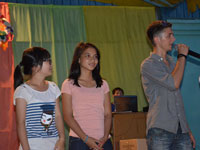 фестиваль в лагере