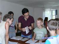 Культурний обмін іноземними волонтерами