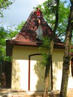 Храм-часовня Святого Николая