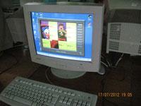 Компьютерный клуб в лагере