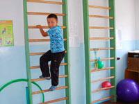 ЛФК для детей