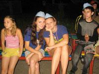 сотрудники лагеря Лiсова Пiсня